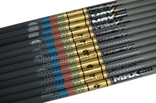 gold tip nine.3 max